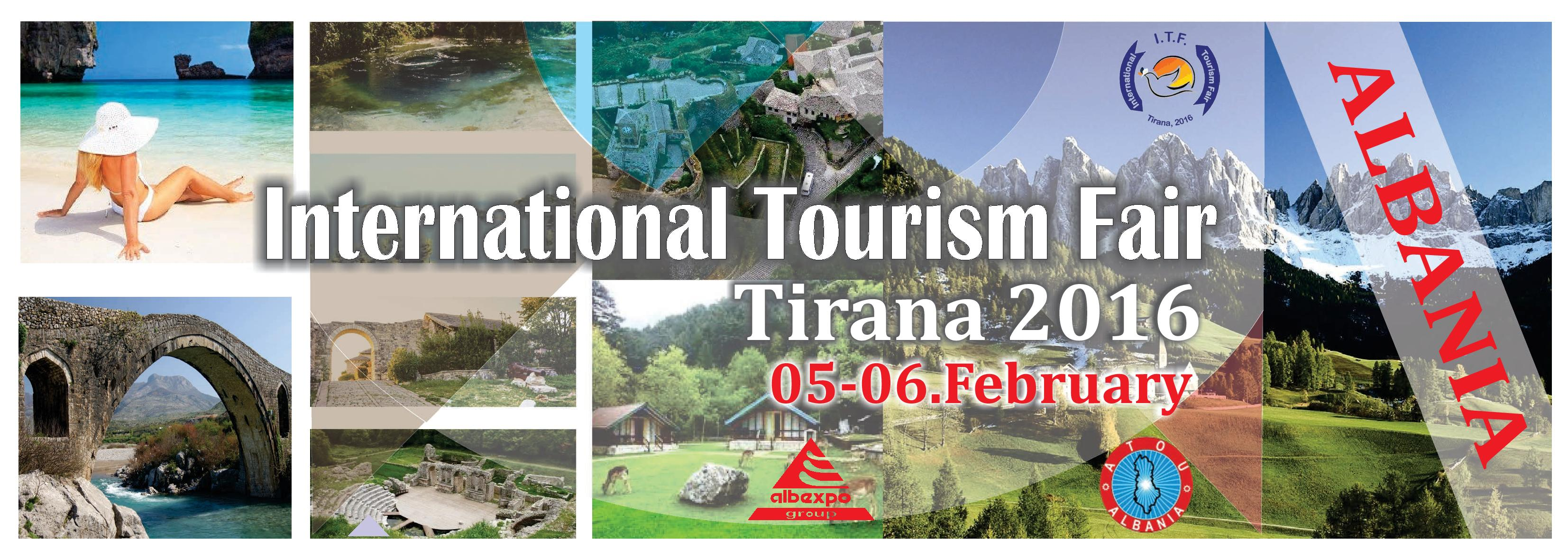 "International Tourism FairTirana ""2016"""